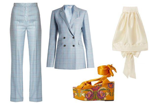 Vogue советува  Топ модни комбинации ако сте поканети на свадба
