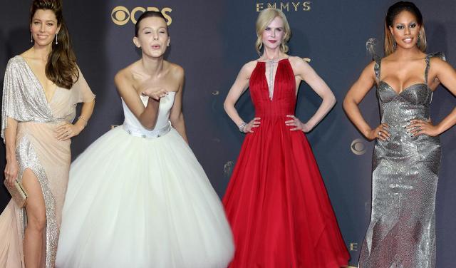Emmy Awards 2017  Најубавите тоалети од црвениот тепих