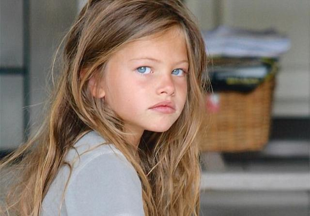 Прекрасна тинејџерка  Порасна најубавото девојче во светот