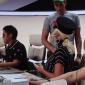 """Летаат чаши и закани, Јелена Карлеуша збесна во """"Ѕвездите на Гранд"""" (видео)"""